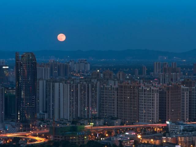 Над Чэнду в Китае через 2 года взойдет искусственная луна, Туристам Коломны, Путешествие Китай