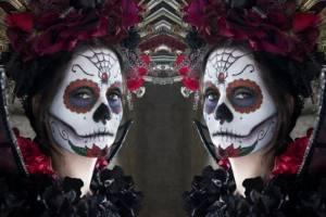 В Мексике усопшие родственники заглянут домой