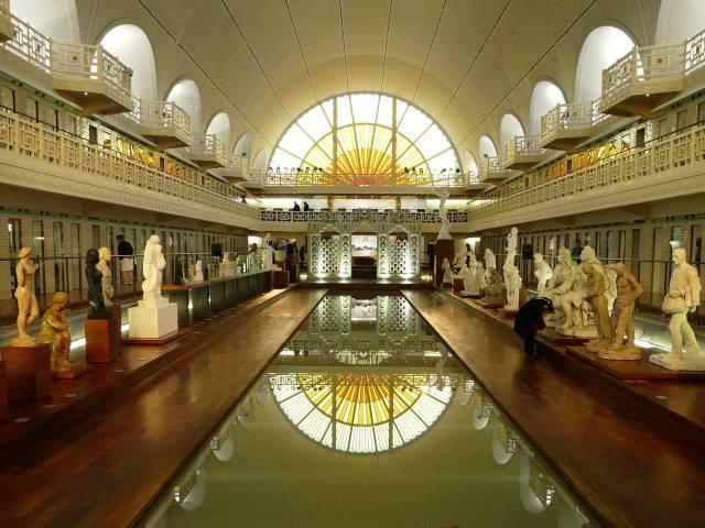 Единственный в мире музей бассейн открылся после ремонта, Туристам Коломны, Франция Туризм реконструкция музей бассейн