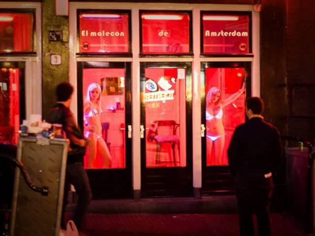 Квартал красных фонарей в Амстердаме может остаться без проституток, Туристам Коломны, Туризм