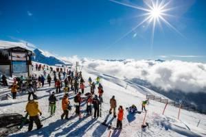«Газпром» и «Роза Хутор» вводят единый ски-пасс