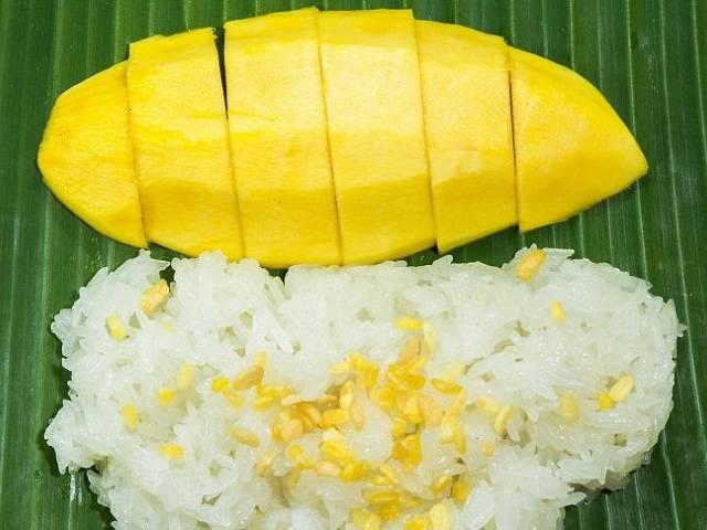 В Таиланде приготовят самую большую порцию клейкого риса с манго, Туристам Коломны, Таиланд Отдых