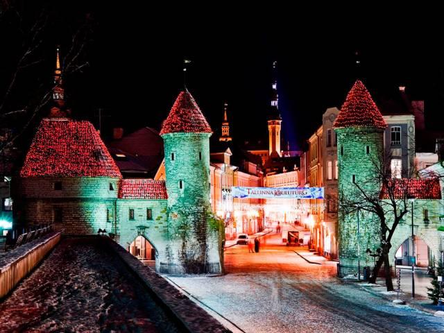 Чем порадует туристов новогодняя ночь в Таллине: праздничная программа, Туристам Коломны, Отпуск