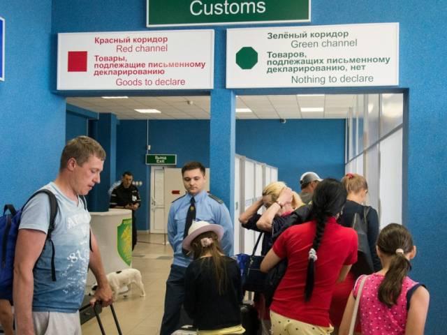 Российским туристам придется ограничить себя в покупках за рубежом, Туристам Коломны, Россия Отдых
