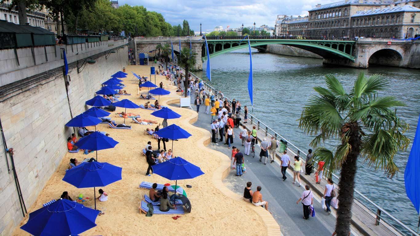 Названы города и курорты, где отдых полезен для здоровья