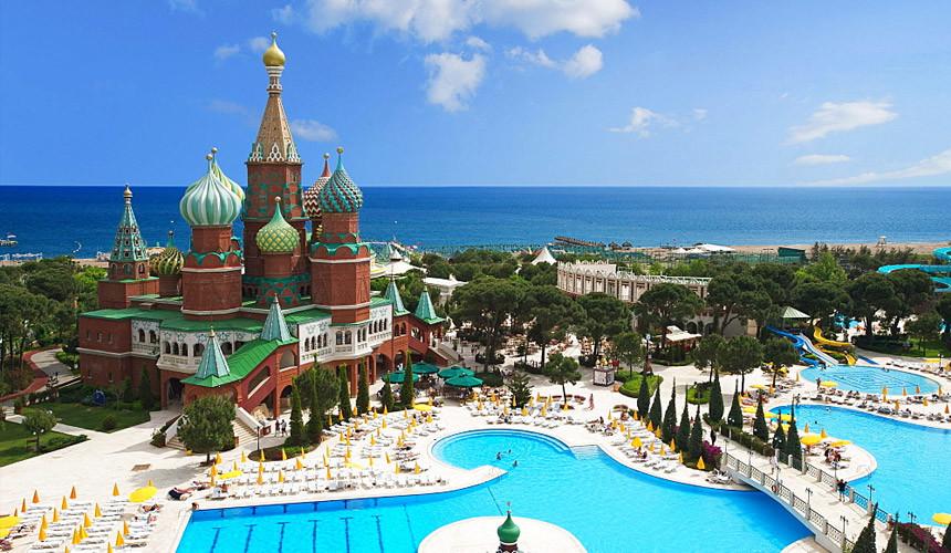 Турция планирует увеличить цены на проживание в отелях, Туристам Коломны, Россия где отдохнуть