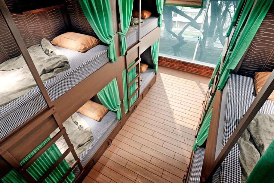 Лучшим хостелам мира раздали «Хоскары», Туристам Коломны, турфирмы Тайвань Греция