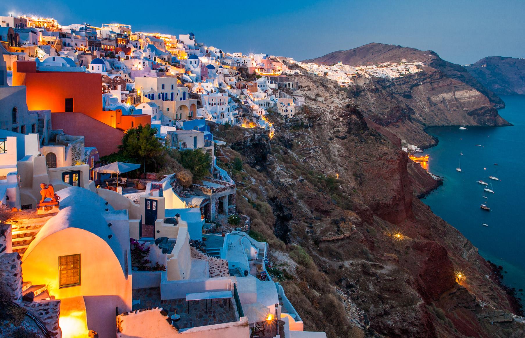 Санторини признан самым очаровательным островом в мире. Кто следующий, Туристам Коломны, Таиланд Путешествие Греция