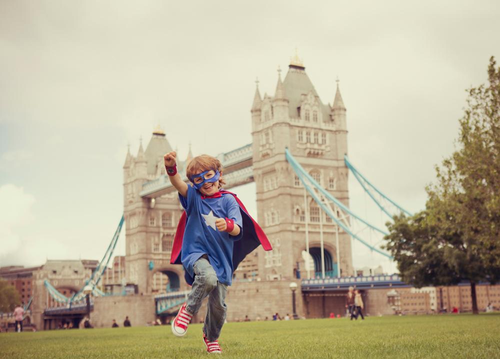12 городов, которые нужно посетить с детьми, пока они не выросли, Туристам Коломны, Отдых Лондон