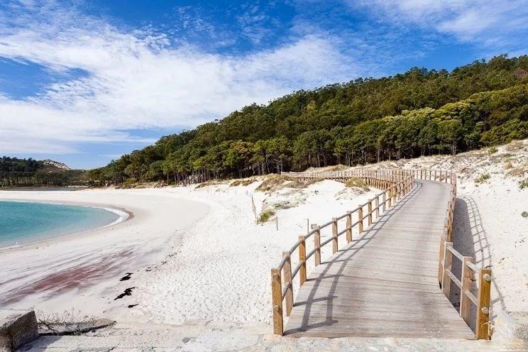 Райские острова в испанской Галисии могут остаться без туристов, Туристам Коломны, турфирмы Испания