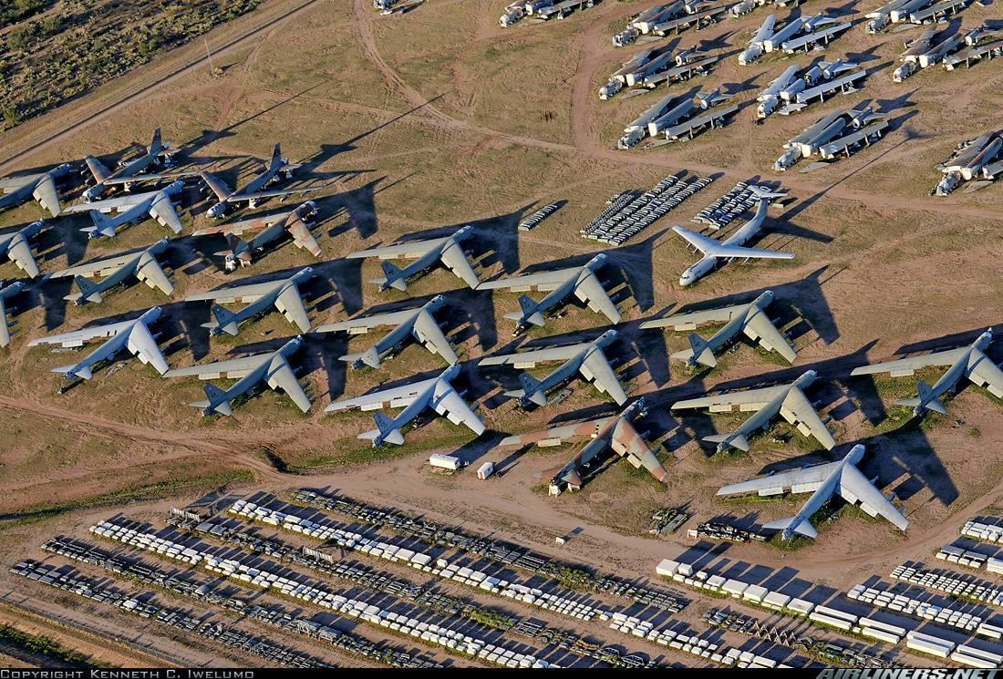 Новая проблема: Боингу на хватает места для хранения новых не востребованных самолетов, Туристам Коломны, США Путешествие Америка