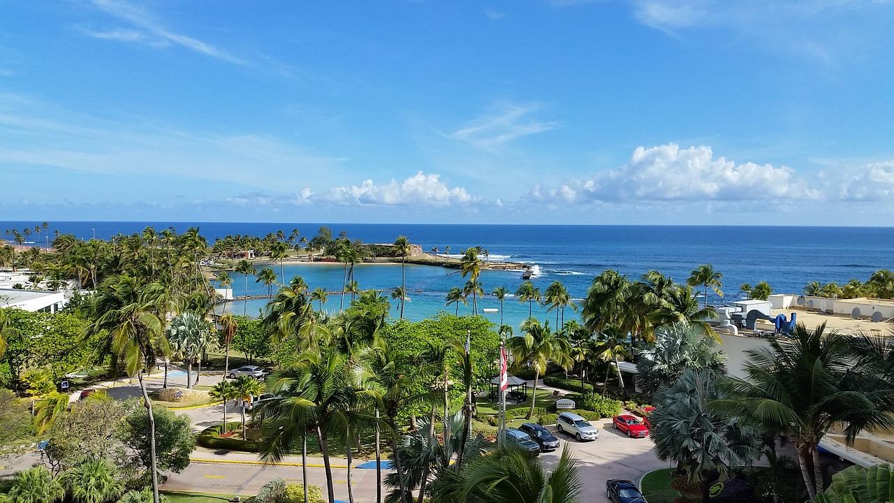 Пуэрто Рико оправился от разрушающего урагана и ждет новых туристов, Туристам Коломны, США Россия реконструкция где отдохнуть водопад бассейн аэропорт