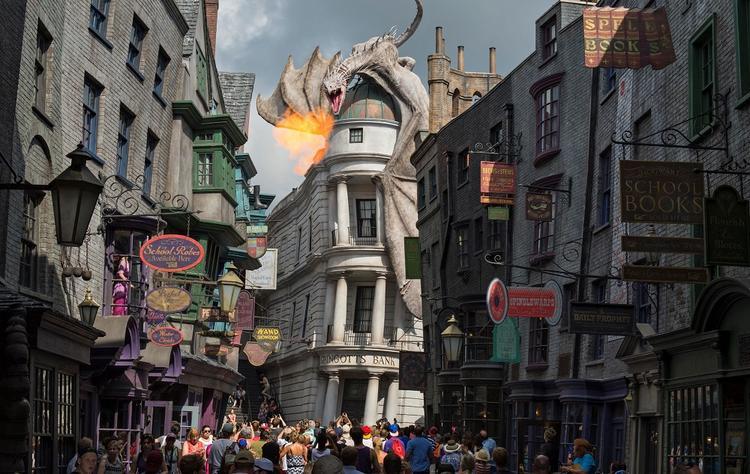 Входные билеты в Студию Гарри Потера и на китайский «Мосфильм» побили все рекорды, Туристам Коломны, музей Лондон где отдохнуть