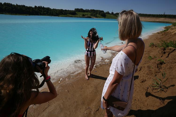 Как свалка отходов в Сибири оказалась на пике популярности в Инстаграм, Туристам Коломны, Отпуск Испания Израиль