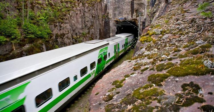Появится еще один способ добраться в Финляндию из Питера, Туристам Коломны, Финляндия Россия Отпуск автобус