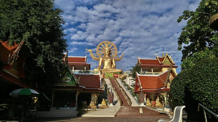 Кому в Таиланде советуют отправиться на Самуи, посетить спа, бар и Золотого Будду, Туристам Коломны, турфирмы Таиланд бассейн