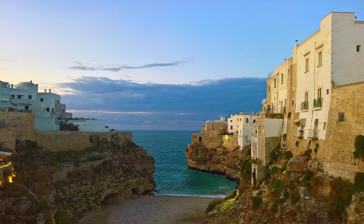 Вы думали, что лучшие пляжи в Турции? Где нужно загорать в июне, июле и августе, Туристам Коломны, Путешествие Италия Германия