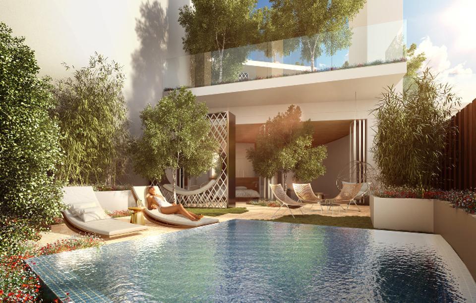 В Дубае открывается отель с 269 бассейнами. Сколько стоит ночь, Туристам Коломны, турфирмы бассейн аэропорт