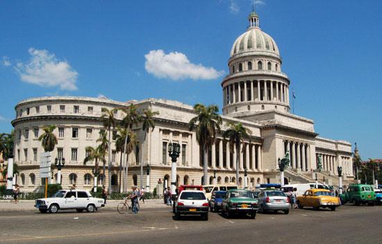 ЕС не должен упустить Кубу