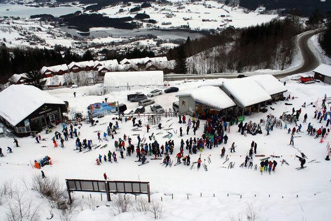 Горные лыжи в Норвегии от ASCENT TRAVEL, или А Восс и ныне там
