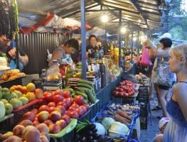 Какие цены в Абхазии в рублях?
