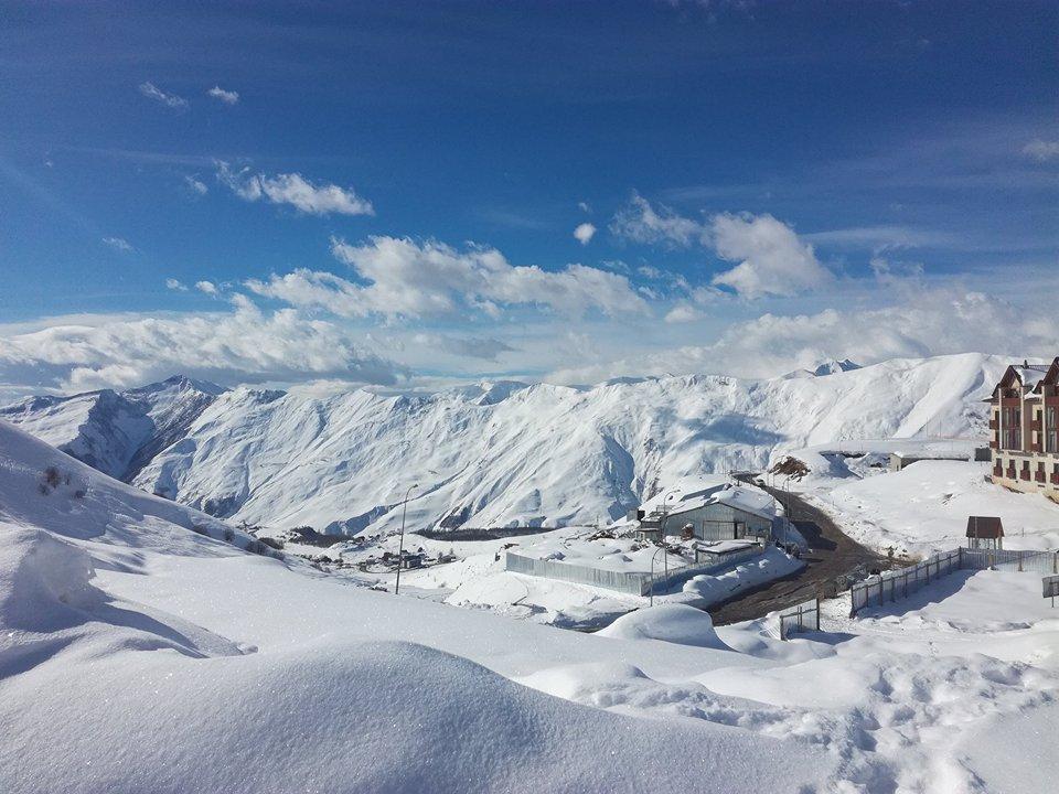 Горнолыжные курорты Грузии и Армении в формате ски-сафари
