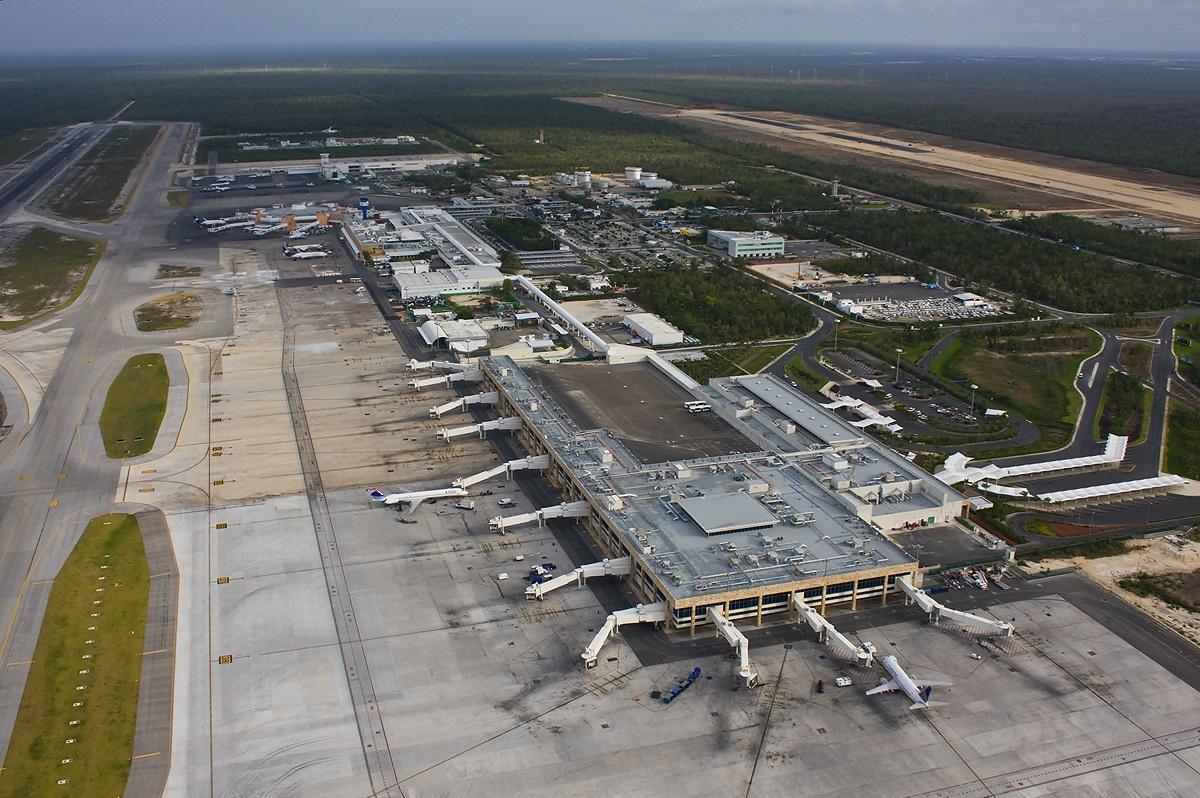 Как добраться из аэропорта в города Мексики?