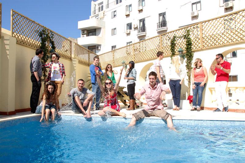 Английский язык на Мальте – качественное обучение и приятный отдых