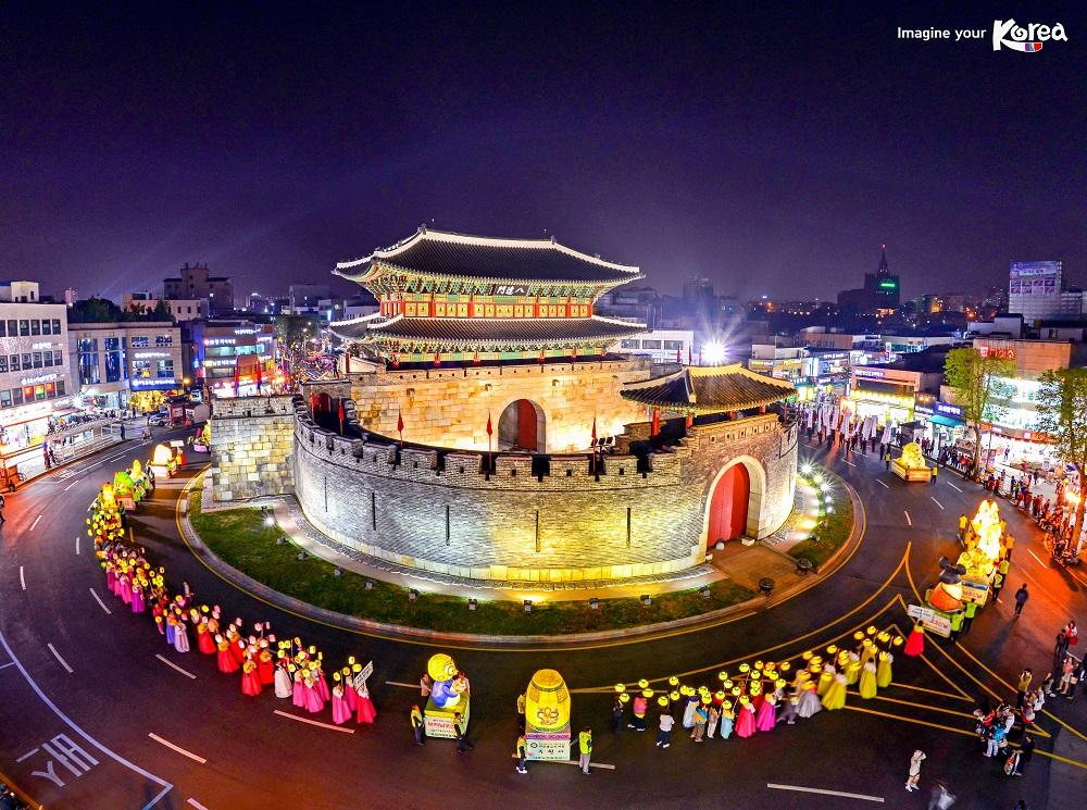 Как увидеть всю Южную Корею за 2 недели