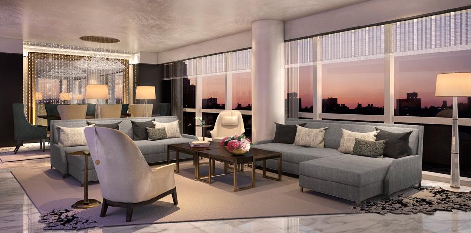 Топ-10 самых дорогих и роскошных гостиничных номеров мир