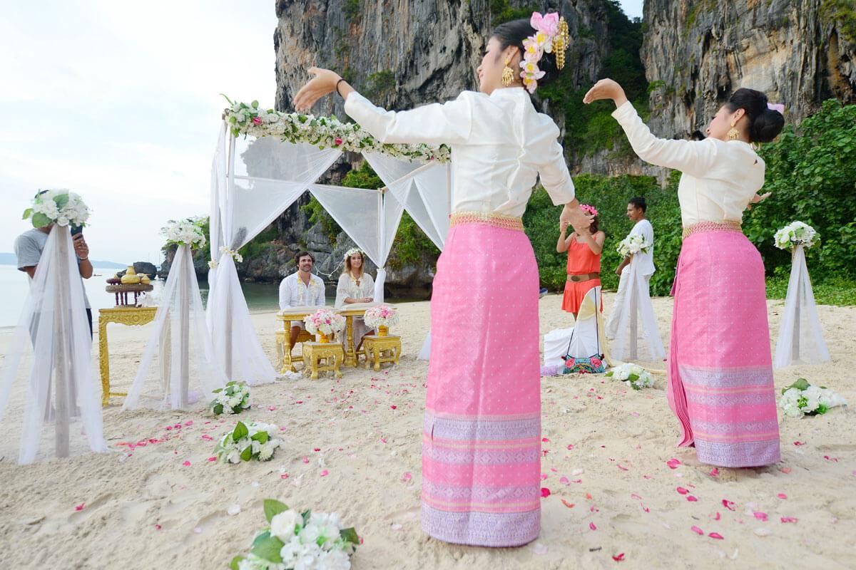 8 лучших мест для свадьбы в Таиланде