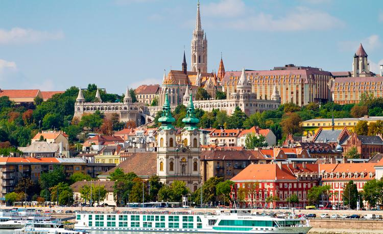 5 лучших городов Европы для путешественников с небольшим бюджетом