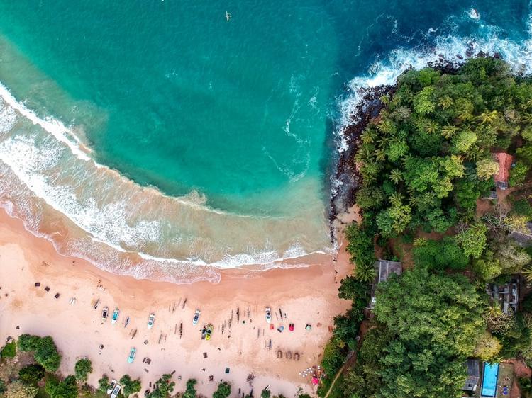 5 причин встретить Новый год на Шри-Ланке