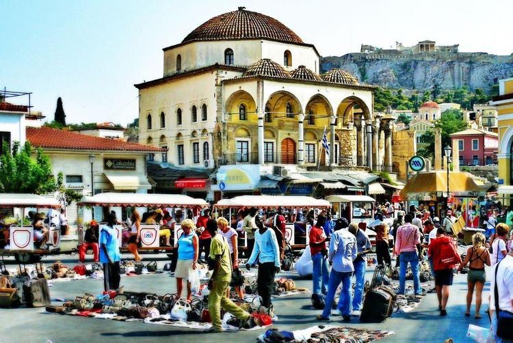 Только не магнитик! Что действительно стоит привезти из Турции, Туниса и Греции?