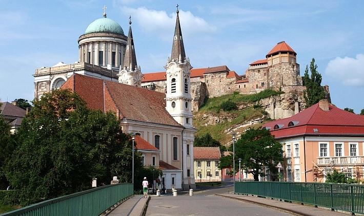 Эстергом в Венгрии