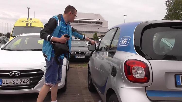 Сколько стоит аренда авто в Германии
