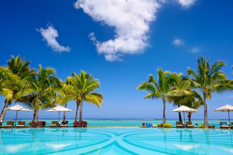 Еще одна шикарная идея пляжного отдыха зимой