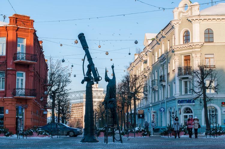 Могилев/Wikimedia