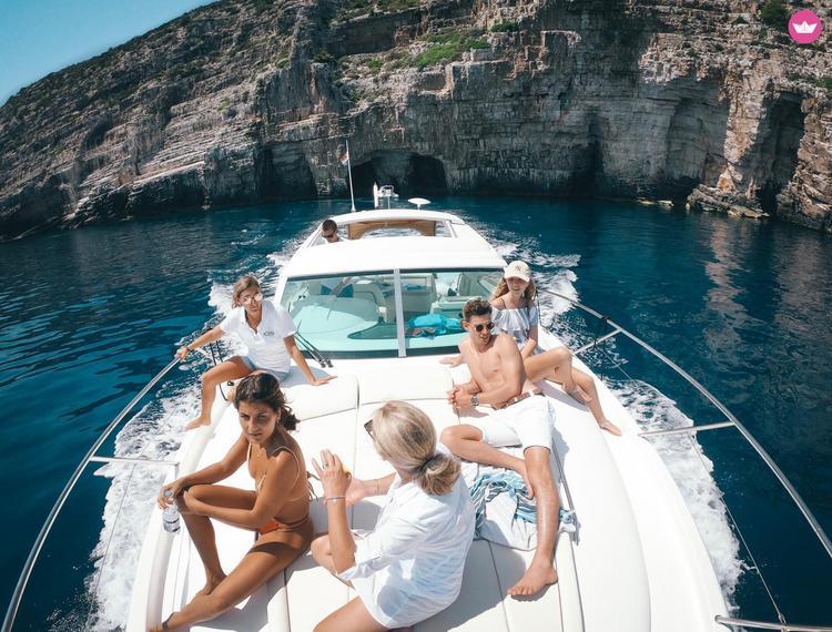 Топ-5 направлений на Средиземном море для аренды яхты