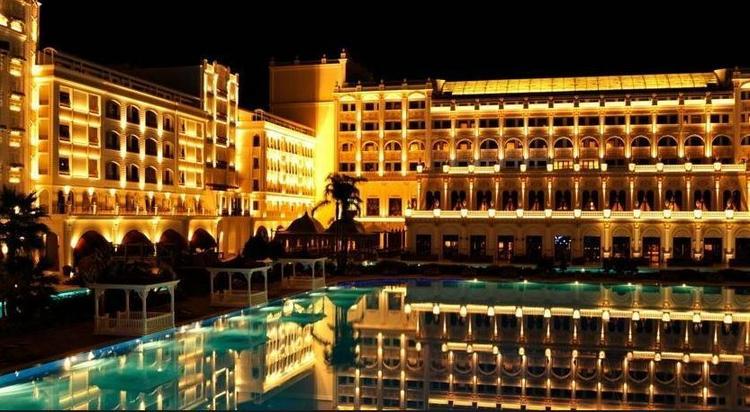 Лучшие отели Турции, куда еще можно успеть поехать встретить Новый год