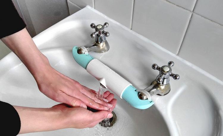 Оказалось, что немцы никогда не используют мочалку, а французы не моют руки перед едой