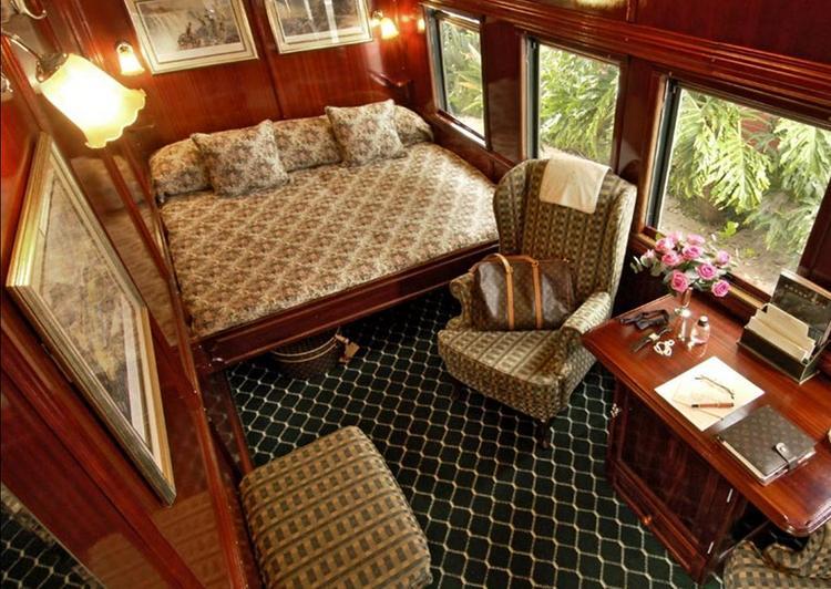 Самые роскошные и дорогие поезда в мире. На первом месте – Россия