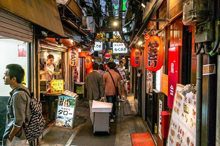 Токио с изнанки: поход по блошиным рынкам японской столицы