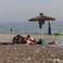 Пляж отеля Ирэн