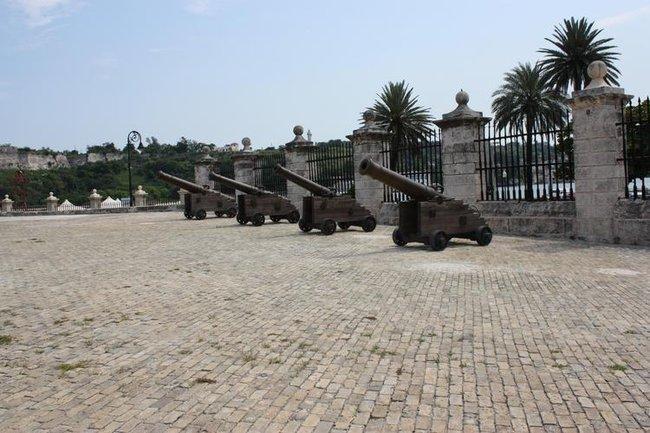 крепость реал Фуэрза