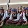 Подрастающее поколение танцоров Латвии
