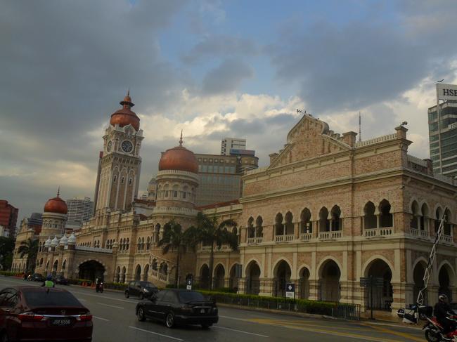 султанский дворец в к-л