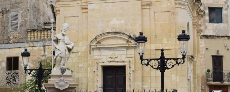 Церковь святого Катальдуса, Рабат