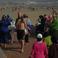 пляж в Агадире очень заполненный право если отойти подальше буде