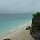 на пляже Тулума дождь